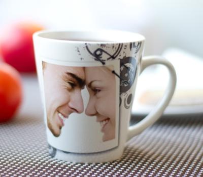empikfoto.pl, kubek latte ze zdjeciem