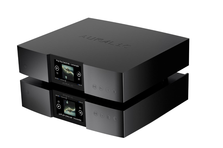AURALIC SERIA G2 – Systemy Streamingu Klasy Premium
