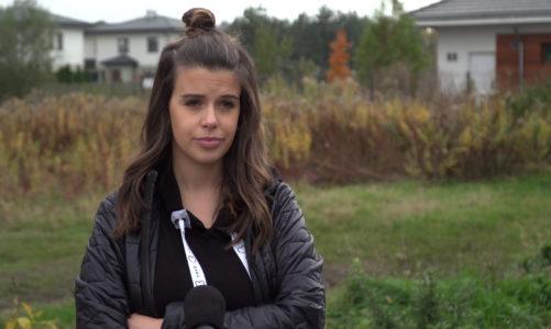 Monika Mazur: Chciałabym wiosną wrócić do pracy. Boję się o mojego maluszka, rodziców i dziadków